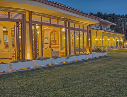 5 STAR Seafront Hotel Resort – Kassandra-Halkidiki Greece