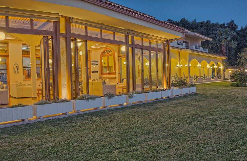 5 STAR Seafront Hotel Resort - Kassandra-Halkidiki Greece