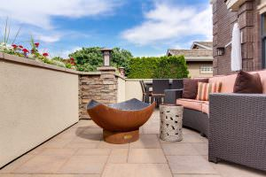 Concrete or stone Patio, how to clean your patio, outdoor space, Home, living life, love, buying a home, telling your story, selling your home,
