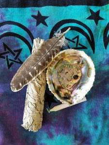 Sacred Home, burning sage, Native American Smudging, Comanche , home, selling home, buying home, dream home real estate, real estate agent, real estate agency, realtor, Elyane M. Davis
