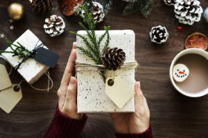 Gift Giving, saving money for the holidays